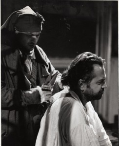 Stanley Townsend as Danton and Kulvinder Ghir as Henry