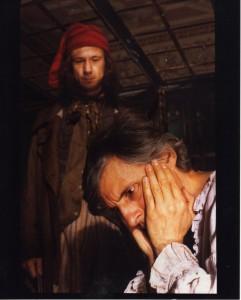 Jack Shepherd as Danton, Tom Bowles as Henry